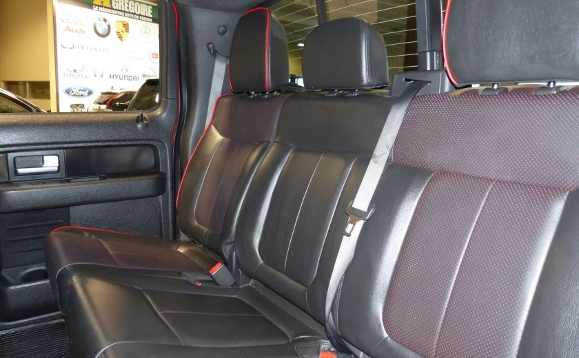 2012 Ford F150 FX4 4WD CREW (Cuir-Mags 20P-Camera) Boite 6.5 #24
