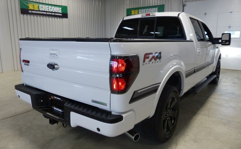 2014 Ford F150 FX4 Ecoboost TURBO Crew (Cuir-Toit-Nav-Mags 20p) #6