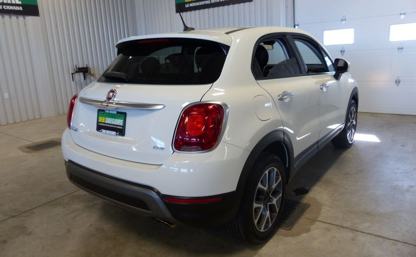 2016 Fiat 500X Trekking AWD  A/C Gr-Élec. (Bluetooth+ 9 Vitesses) #7