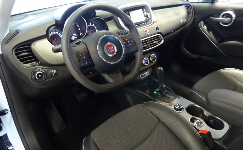 2016 Fiat 500X Trekking AWD  A/C Gr-Élec. (Bluetooth+ 9 Vitesses) #9