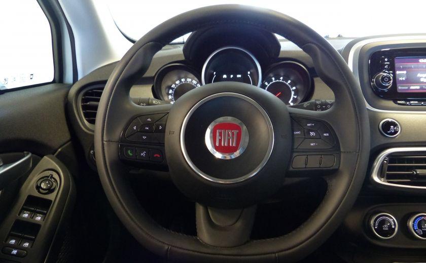 2016 Fiat 500X Trekking AWD  A/C Gr-Élec. (Bluetooth+ 9 Vitesses) #10