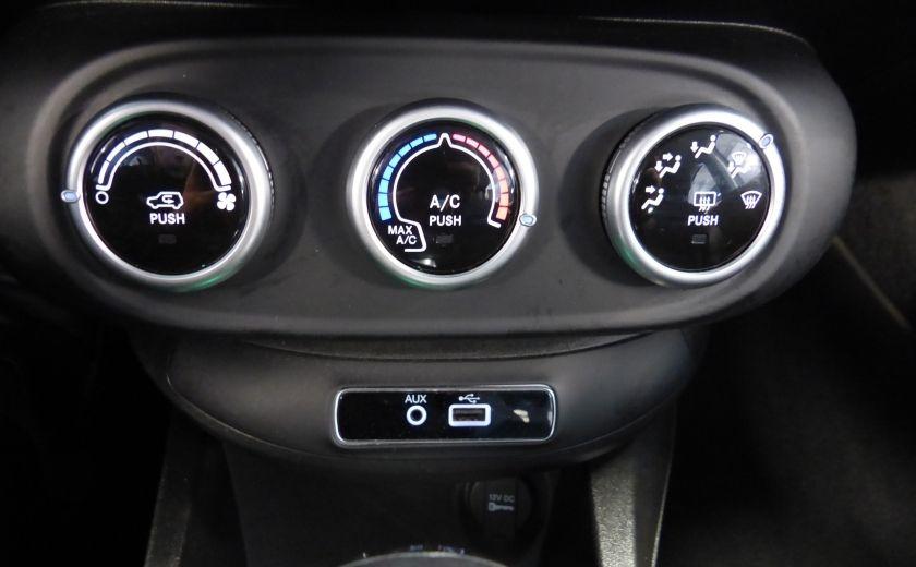 2016 Fiat 500X Trekking AWD  A/C Gr-Élec. (Bluetooth+ 9 Vitesses) #17