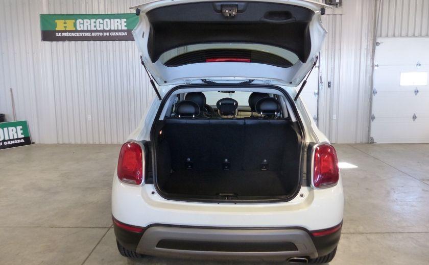 2016 Fiat 500X Trekking AWD  A/C Gr-Élec. (Bluetooth+ 9 Vitesses) #23