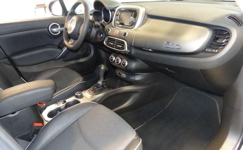 2016 Fiat 500X Trekking AWD  A/C Gr-Élec. (Bluetooth+ 9 Vitesses) #27
