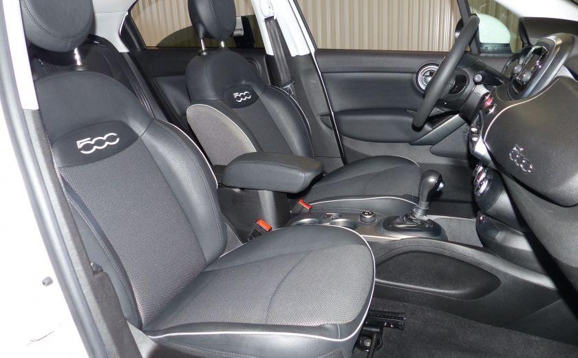 2016 Fiat 500X Trekking AWD  A/C Gr-Élec. (Bluetooth+ 9 Vitesses) #28