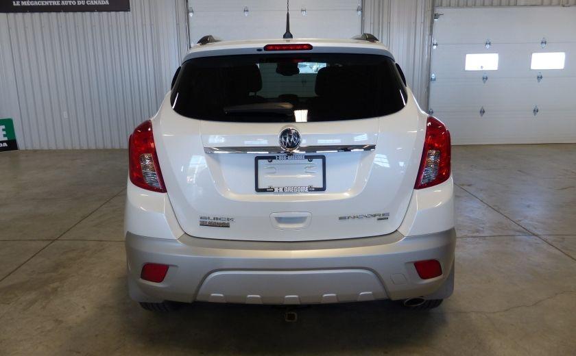 2013 Buick Encore AWD (CUIR-TOIT) A/C Gr-Électrique Cam Bluetooth #4