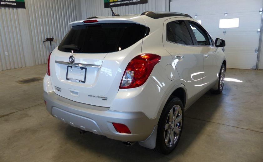 2013 Buick Encore AWD (CUIR-TOIT) A/C Gr-Électrique Cam Bluetooth #5