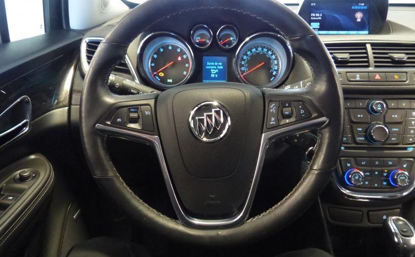 2013 Buick Encore AWD (CUIR-TOIT) A/C Gr-Électrique Cam Bluetooth #8