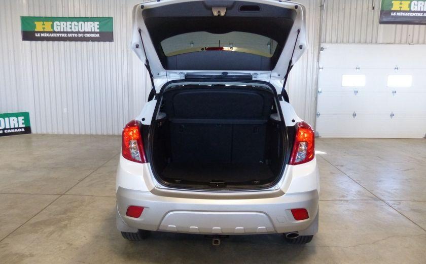 2013 Buick Encore AWD (CUIR-TOIT) A/C Gr-Électrique Cam Bluetooth #22