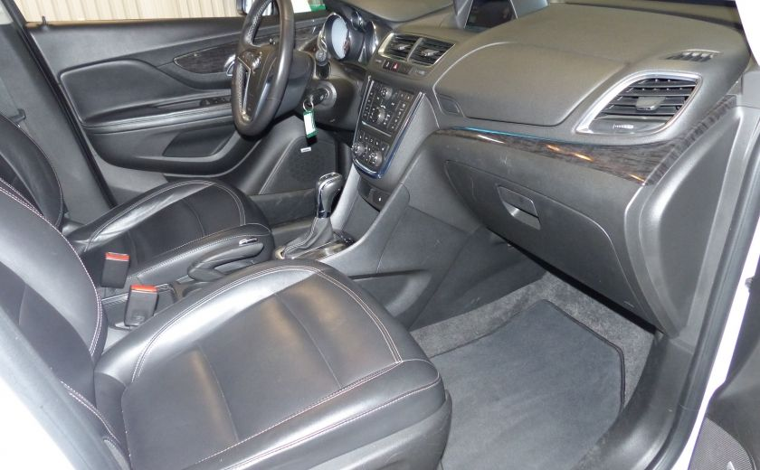 2013 Buick Encore AWD (CUIR-TOIT) A/C Gr-Électrique Cam Bluetooth #26