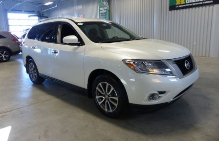 2016 Nissan Pathfinder SV AWD A/C Gr-Électrique (Caméra-Bluetooth) in New Richmond