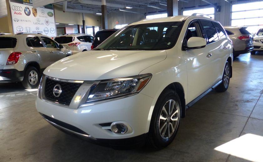 2016 Nissan Pathfinder SV AWD A/C Gr-Électrique (Caméra-Bluetooth) #2