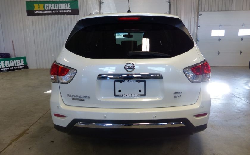 2016 Nissan Pathfinder SV AWD A/C Gr-Électrique (Caméra-Bluetooth) #5