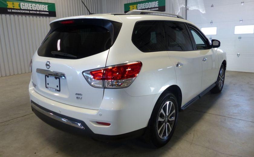 2016 Nissan Pathfinder SV AWD A/C Gr-Électrique (Caméra-Bluetooth) #7