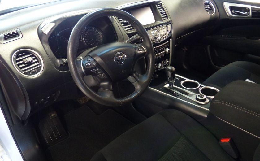 2016 Nissan Pathfinder SV AWD A/C Gr-Électrique (Caméra-Bluetooth) #9