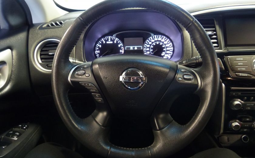 2016 Nissan Pathfinder SV AWD A/C Gr-Électrique (Caméra-Bluetooth) #10