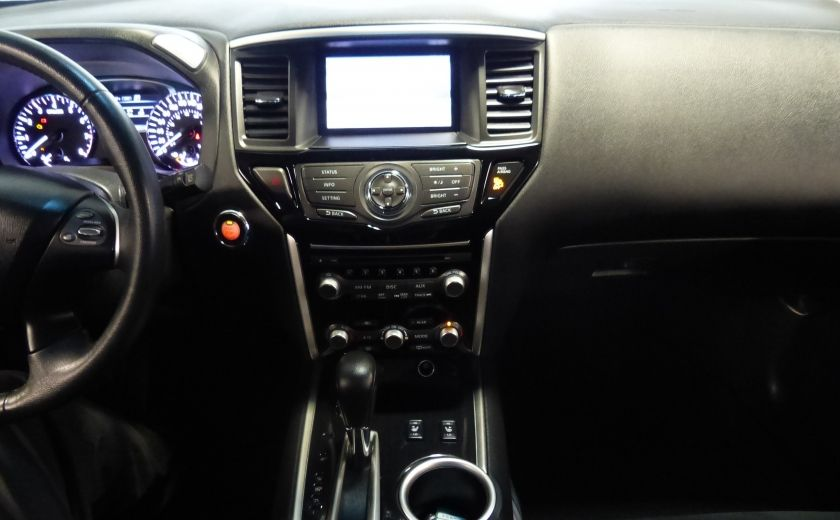 2016 Nissan Pathfinder SV AWD A/C Gr-Électrique (Caméra-Bluetooth) #16