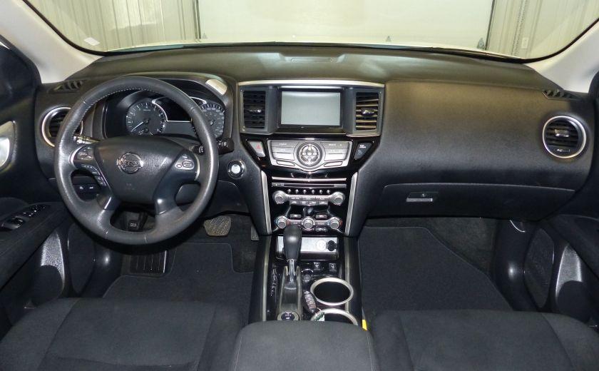 2016 Nissan Pathfinder SV AWD A/C Gr-Électrique (Caméra-Bluetooth) #28