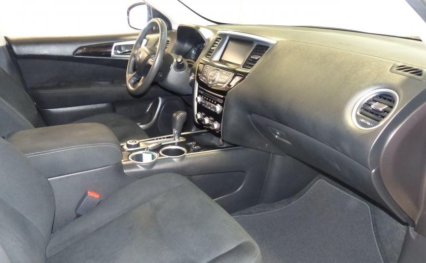 2016 Nissan Pathfinder SV AWD A/C Gr-Électrique (Caméra-Bluetooth) #35