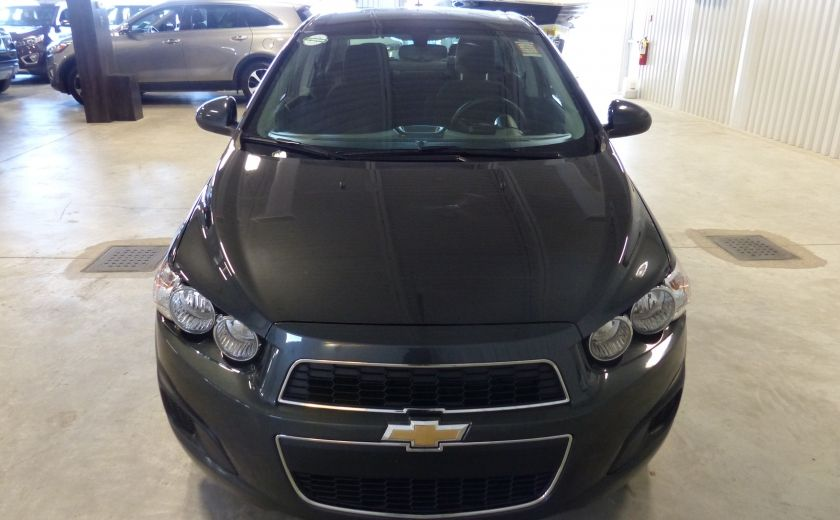 2015 Chevrolet Sonic LT A/C Gr-Électrique Camera Bluetooth #1