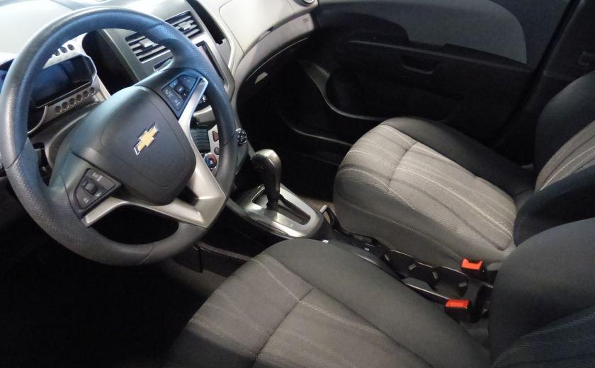2015 Chevrolet Sonic LT A/C Gr-Électrique Camera Bluetooth #8