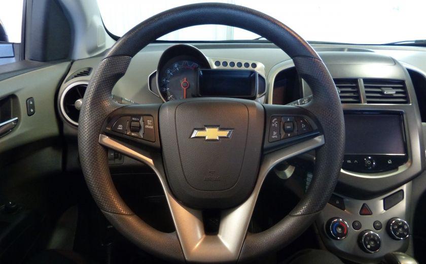 2015 Chevrolet Sonic LT A/C Gr-Électrique Camera Bluetooth #11