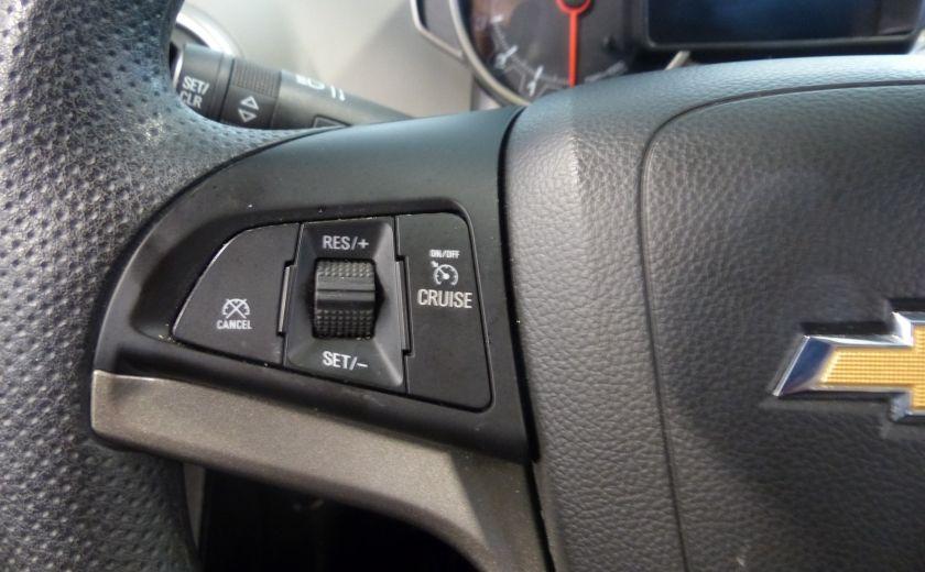 2015 Chevrolet Sonic LT A/C Gr-Électrique Camera Bluetooth #13