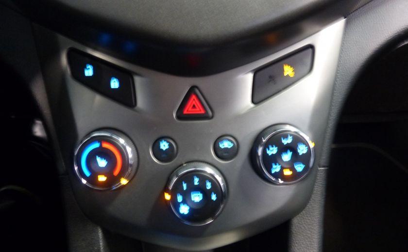 2015 Chevrolet Sonic LT A/C Gr-Électrique Camera Bluetooth #17