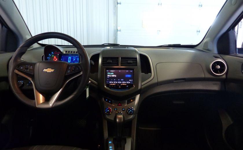 2015 Chevrolet Sonic LT A/C Gr-Électrique Camera Bluetooth #23