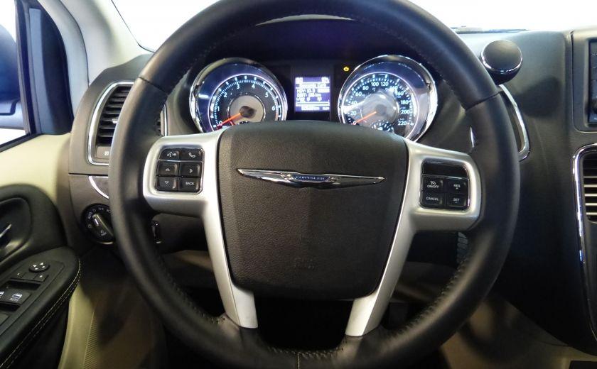 2015 Chrysler Town And Country Touring A/C Gr-Électrique (DVD-Caméra-Bluetooth) #9