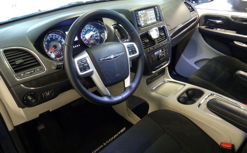2015 Chrysler Town And Country Touring A/C Gr-Électrique (DVD-Caméra-Bluetooth) #8