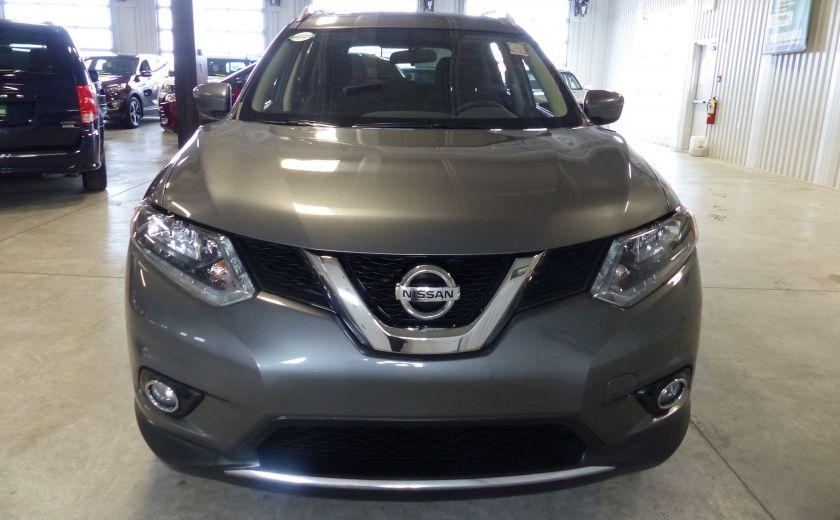 2016 Nissan Rogue SV AWD TOIT PANO  A/C Gr-Électrique Bluetooth Cam #1