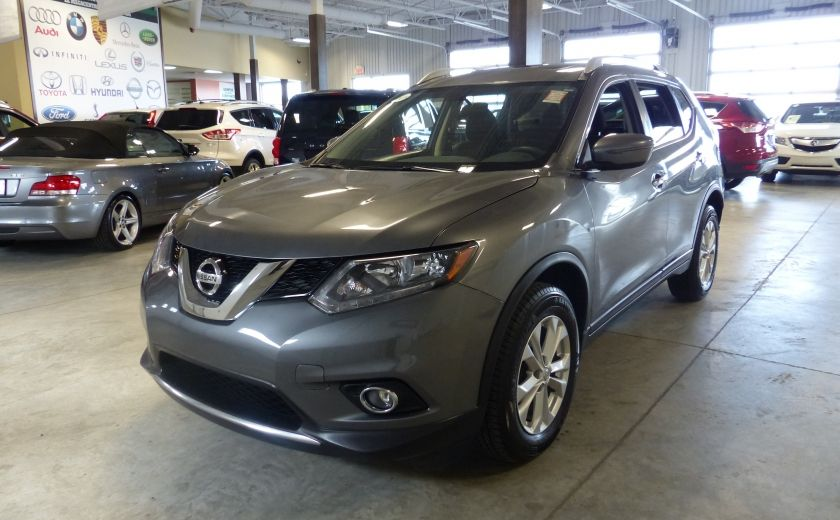 2016 Nissan Rogue SV AWD TOIT PANO  A/C Gr-Électrique Bluetooth Cam #2