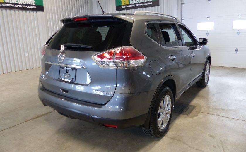 2016 Nissan Rogue SV AWD TOIT PANO  A/C Gr-Électrique Bluetooth Cam #6