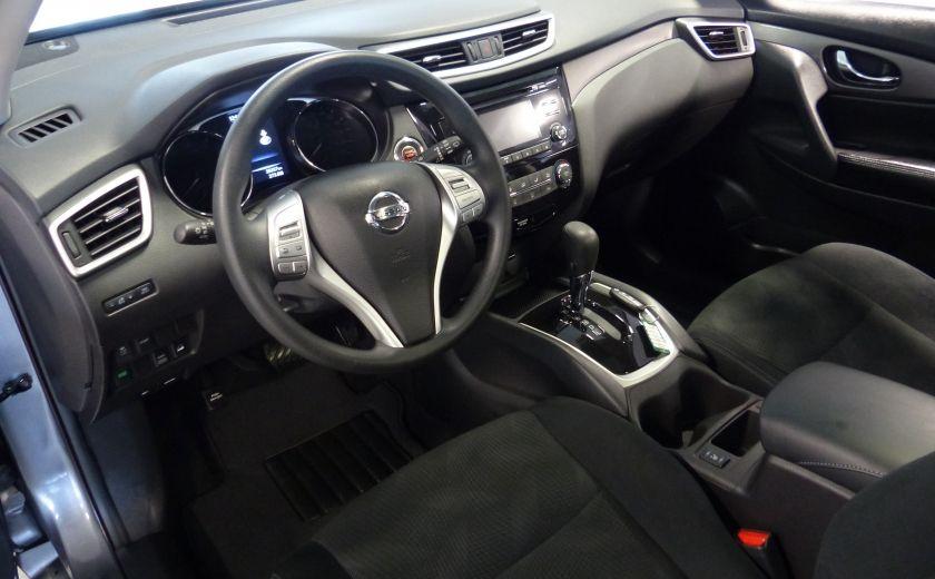 2016 Nissan Rogue SV AWD TOIT PANO  A/C Gr-Électrique Bluetooth Cam #8
