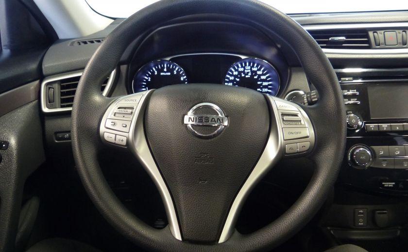 2016 Nissan Rogue SV AWD TOIT PANO  A/C Gr-Électrique Bluetooth Cam #9