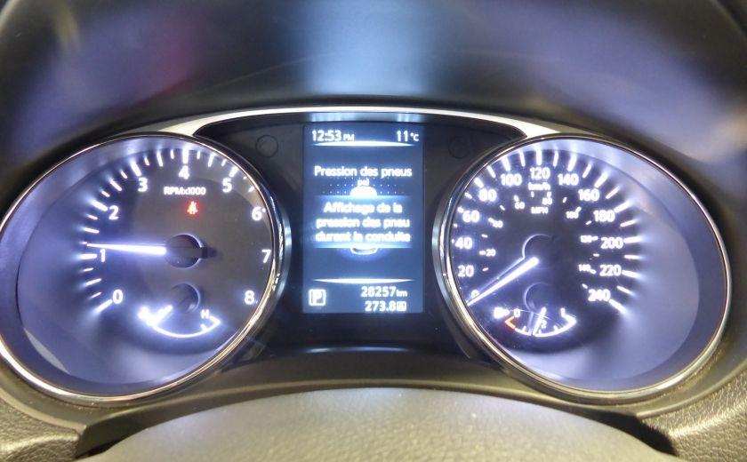 2016 Nissan Rogue SV AWD TOIT PANO  A/C Gr-Électrique Bluetooth Cam #12