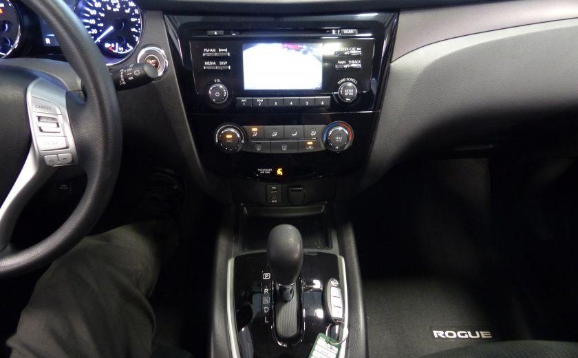 2016 Nissan Rogue SV AWD TOIT PANO  A/C Gr-Électrique Bluetooth Cam #14