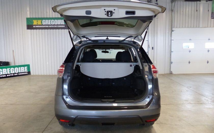 2016 Nissan Rogue SV AWD TOIT PANO  A/C Gr-Électrique Bluetooth Cam #26