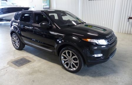 2015 Land Rover Range Rover Evoque Pure City TURBO AWD (Cuir-Toit pano-Nav-Meridian) in Brossard