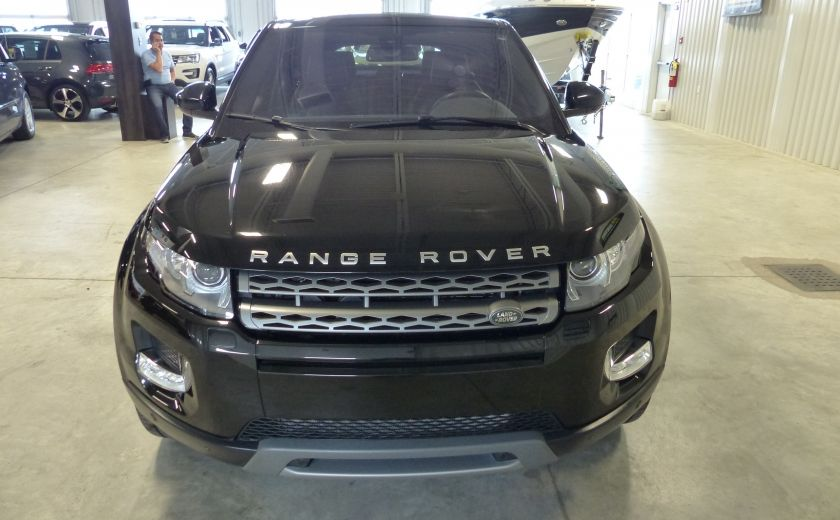 2015 Land Rover Range Rover Evoque Pure City TURBO AWD (Cuir-Toit pano-Nav-Meridian) #1