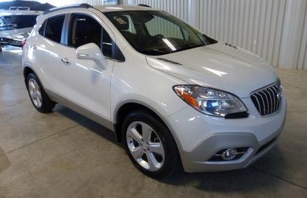 2015 Buick Encore AWD (CUIR-MAGS-) A/C Gr-Électrique in New Richmond