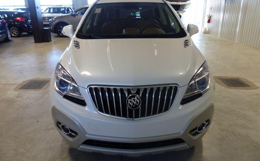 2015 Buick Encore AWD (CUIR-MAGS-) A/C Gr-Électrique #1