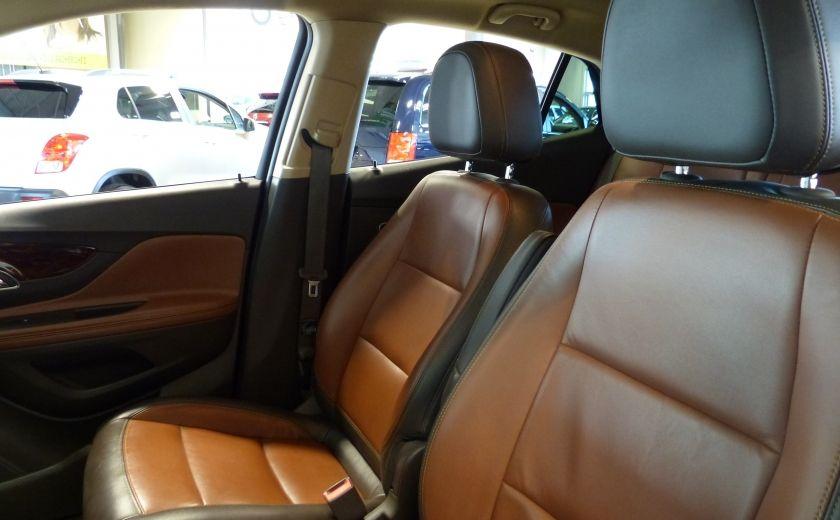 2015 Buick Encore AWD (CUIR-MAGS-) A/C Gr-Électrique #9