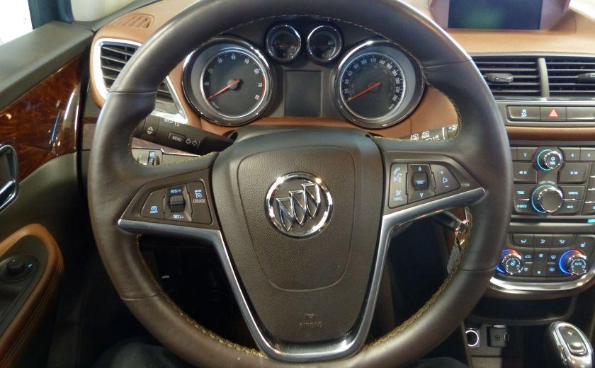2015 Buick Encore AWD (CUIR-MAGS-) A/C Gr-Électrique #12