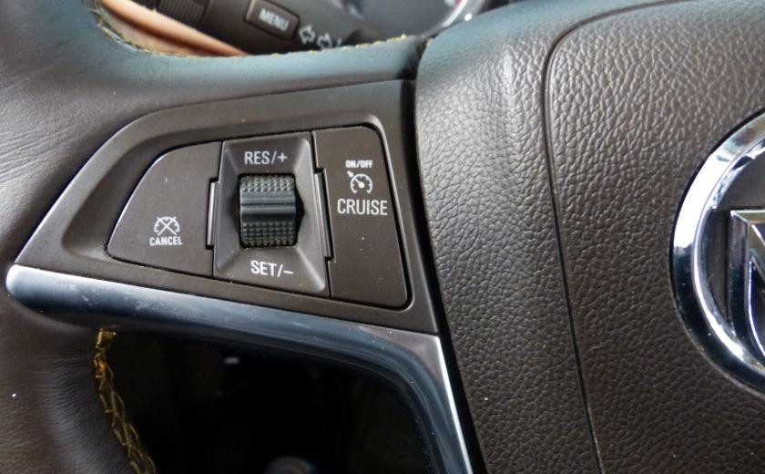 2015 Buick Encore AWD (CUIR-MAGS-) A/C Gr-Électrique #14