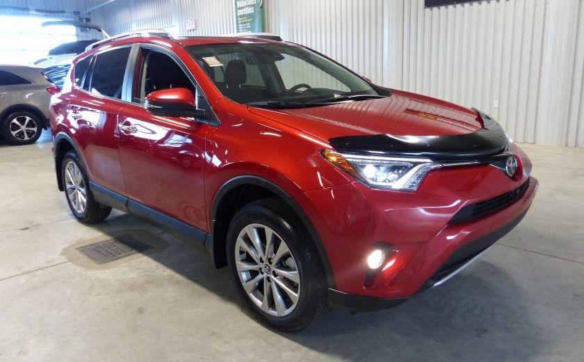 2016 Toyota Rav 4 Limited AWD (Cuir-Toit-Nav-Mags) #0