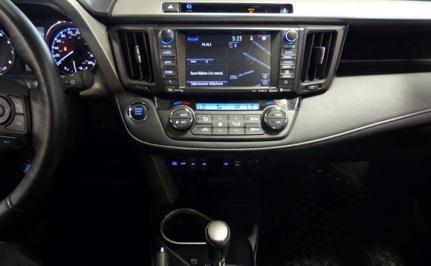 2016 Toyota Rav 4 Limited AWD (Cuir-Toit-Nav-Mags) #14
