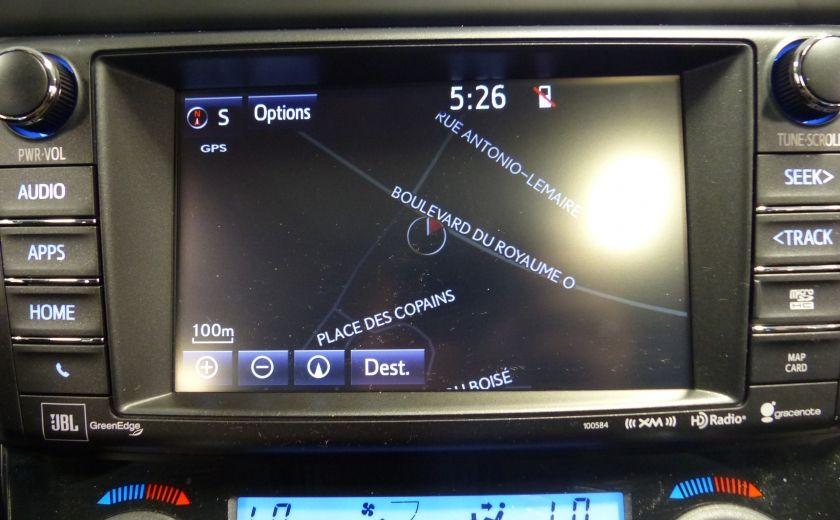 2016 Toyota Rav 4 Limited AWD (Cuir-Toit-Nav-Mags) #15