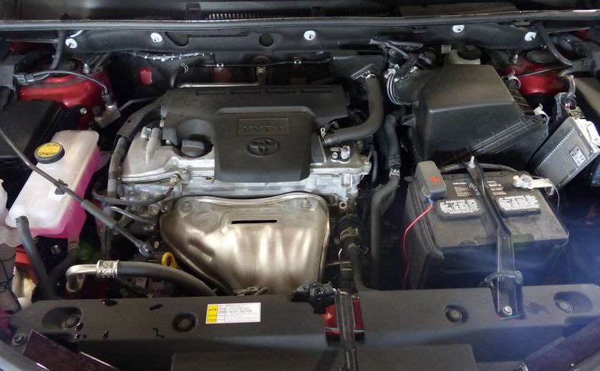2016 Toyota Rav 4 Limited AWD (Cuir-Toit-Nav-Mags) #32